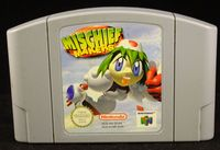 Nintendo 64 (N64): Mischief Makers - Cart Only